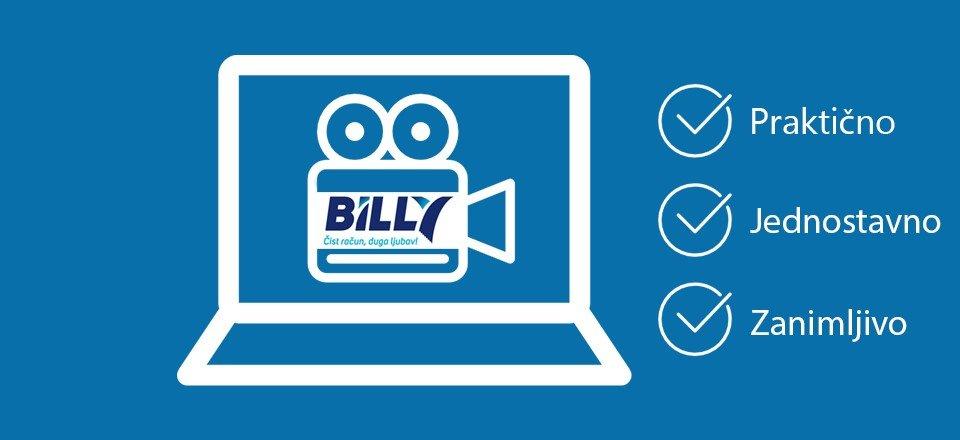 Uz videoupute lako savladajte rad na Billy uređajima